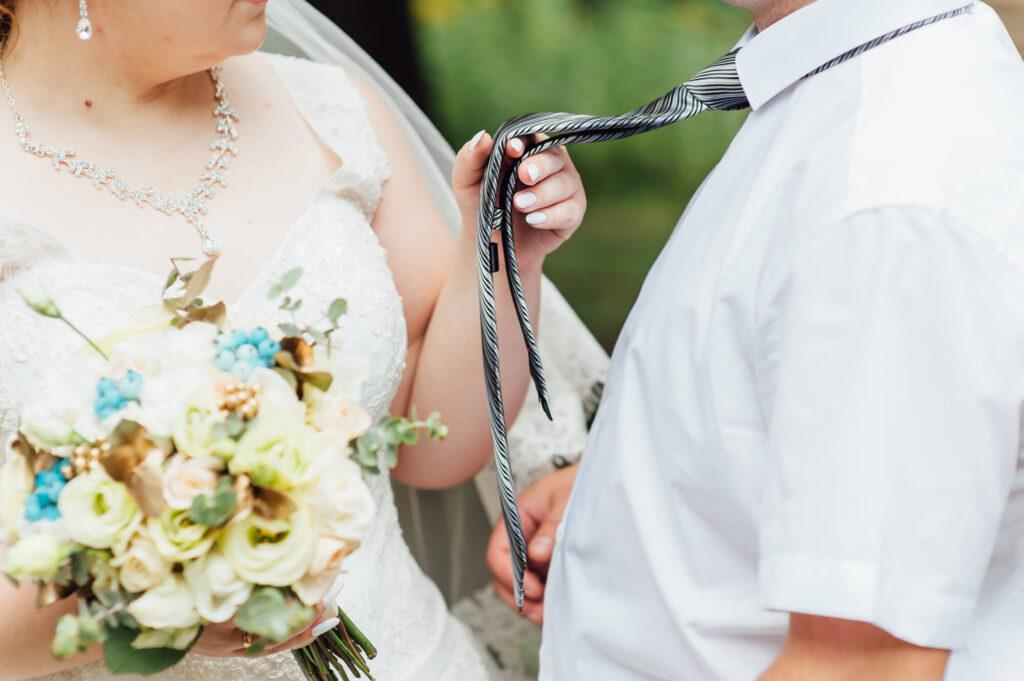 wedding of SSBBW